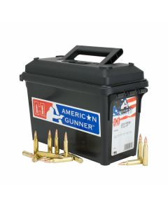 Hornady American Gunner 223 Remington 55 Grain Hollow Point 247 Rounds