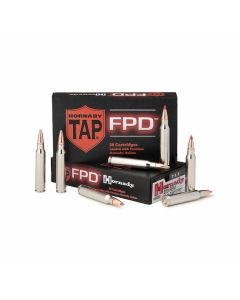 Hornady Match 223 Remington 75 Grain Polymer Tip Boat Tail 20 Rounds