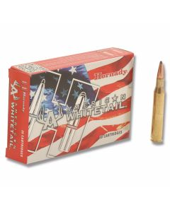 Hornady American Whitetail 270 Winchester 130 Grain Interlock Jacketed Soft Point 20 Rounds