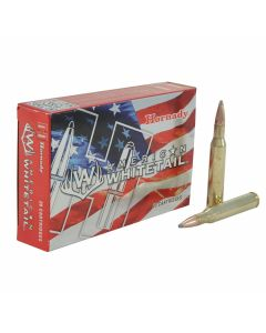 Hornady American Whitetail 270 Winchester 140 Grain Interlock Jacketed Soft Point Boat Tail 20 Rounds