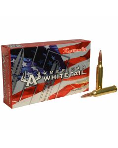 Hornady American Whitetail 7mm Remington 154 Grain Interlock Jacketed Soft Point 20 Rounds