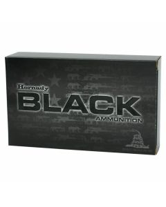 Hornady Black 300 AAC Blackout Subsonic 208 Grain Hollow Point 20 Rounds