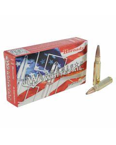 Hornady American Whitetail 308 Winchester 165 Grain Interlock Spire Point 20 Rounds