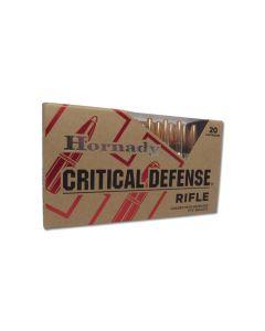 Hornady Critical Defense 308 Winchester 155 Grain Flex Tip Expanding 20 Rounds