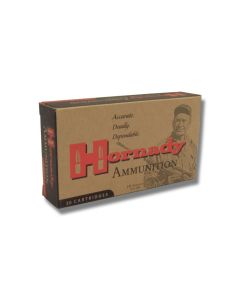 Hornady Match 308 Winchester 155 Grain ELD Polymer Tipped Boat Tail 20 Rounds