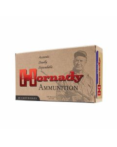 Hornady Match 308 Winchester 155 Grain Polymer Tip Boat Tail 20 Rounds