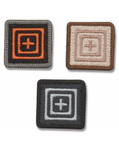 5.11 One X One Scope Patches - 3pcs