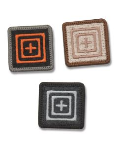 5.11 One X One Scope TPR Patches - 3pcs