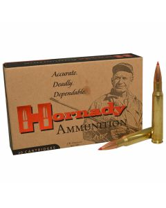 Hornady Vintage Match 30-06 Springfield 168 Grain ELD Polymer Tip Boat Tail 20 Rounds