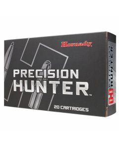 Hornady Precision Hunter 30-06 Springfield 178 Grain ELD-X Polymer Tip Boat Tail 20 Rounds