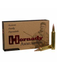 Hornady Custom 300 Remington Ultra Magnum 180 Grain GMX Boat Tail 20 Rounds