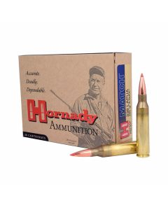 Hornady Match 338 Lapua 285 Grain A-Max Boat Tail 20 Rounds