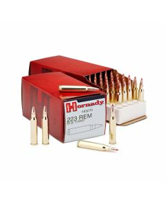 Hornady Varmint Express 223 Remington 55 Grain V-Max 50 Rounds