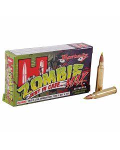 Hornady Zombie Max 223 Remington 55 Grain V-Max 20 Rounds
