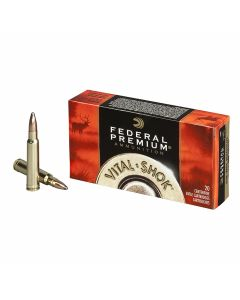 Federal Power-Shok 8mm Mauser 170 Grain Soft Point 20 Rounds