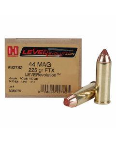 Hornady LEVERevolution 44 Remington Magnum 225 Grain Flex Tip Expanding 20 Rounds