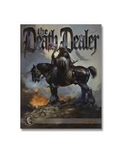 Frazetta Death Dealer Tin Sign Model 2113