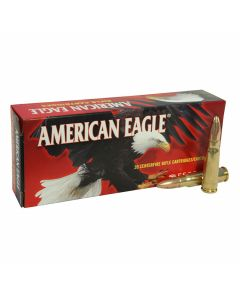 Federal American Eagle 7.62X39 124 Grain Full Metal Jacket 20 Rounds