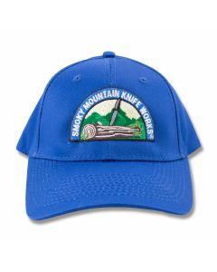 SMKW Logo Blue Cap