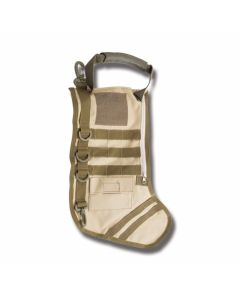 Desert Tan Tactical Stocking