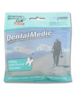 Adventure Medical Kits DentalMedic Complete First Aid For Your Teeth