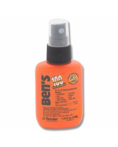 Ben's 100 Max Formula Tick and Insect Repellent Spray - 1.25oz