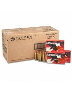 Federal American Eagle 223 Remington 55 Grain Full Metal Jacket 900 Rounds