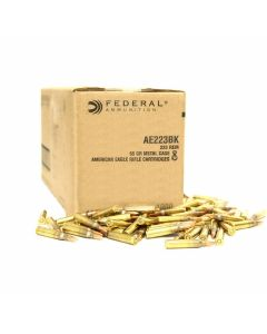 Federal American Eagle 223 Remington 55 Grain Full Metal Jacket 1000 Rounds