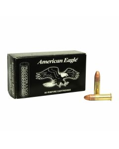 Federal American Eagle Suppressor .22LR 45 Grain Copper Plated Solid point 50 Rounds