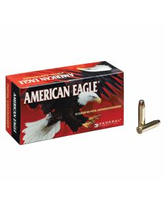 Federal American Eagle 38 Super +P 115 Grain Jacketed Hollow Point 50 Rounds