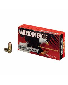 Federal American Eagle 40 S&W 180 Grain Total Metal Jacket 50 Rounds