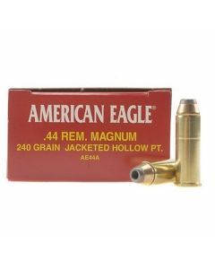 Federal American Eagle 44 Mag 240 Grain Jacketed Hollow Point 50 Rounds