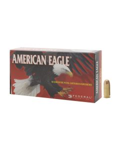 Federal American Eagle 45 ACP 230 Grain Full Metal Jacket 50 Rounds