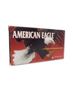 Federal American Eagle 6.5 Creedmoor 120 Grain Open Tip Match 20 Rounds