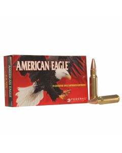 Federal American Eagle 6.8 SPC 115 Grain Full Metal Jacket 20 Rounds