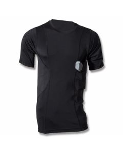 Tru-Spec 24-7 Series Concealed Holster Shirt Black 3XL