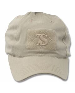 Tru-Spec Nylon / Cotton Contractor Cap Khaki