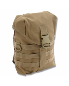 5ive Star Gear DLG-5S Drop Leg Gas Mask Carrier - Coyote