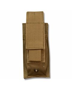 5ive Star Gear MPS-5S Single Pistol Mag Pouch - Coyote