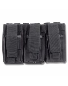 5ive Star Gear TOT-5S Triple Open Top M4/M16 Mag Pouch Black