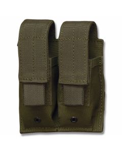 5ive Star Gear MPD-5S Double Pistol Mag Pouch OD Green