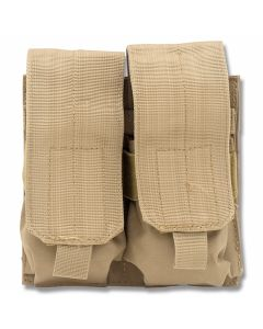5ive Star Gear ARDP-5S M14/M16 Double Mag Pouch - Coyote
