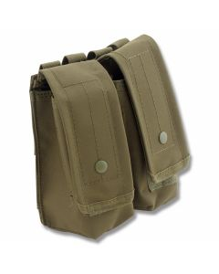 5ive Star Gear AKDP-5S M4/AK-47 Double Mag Pouch OD Green