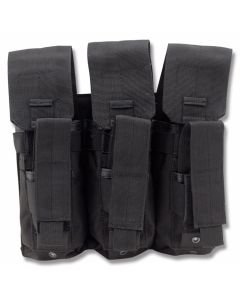 5ive Star Gear AKTP-5S Triple AK-47 Mag Pouch Black