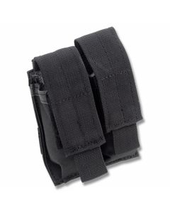 5ive Star Gear TOT-5S Double Open Top M4/M16 Mag Pouch Black
