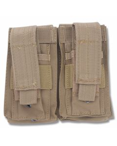 5ive Star Gear TOT-5S Double Open Top M4/M16 Mag Pouch Coyote