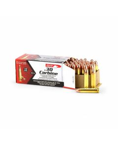Aguila 30 Carbine 110 Grain Full Metal Jacket 50 Rounds