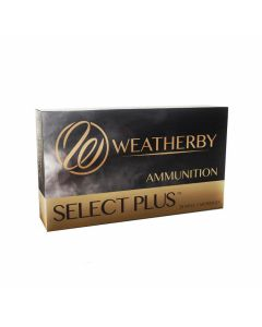 Weatherby Select Plus 6.5-300 Weatherby Magnum 127 Grain Polymer Tip 20 Rounds