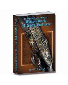 Blue Book of Gun Values 37th Edition