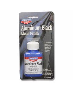 Birchwood Casey Aluminum Black Metal Finish - 3oz